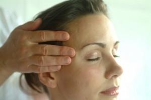 Kopfmassage Vita Cranium